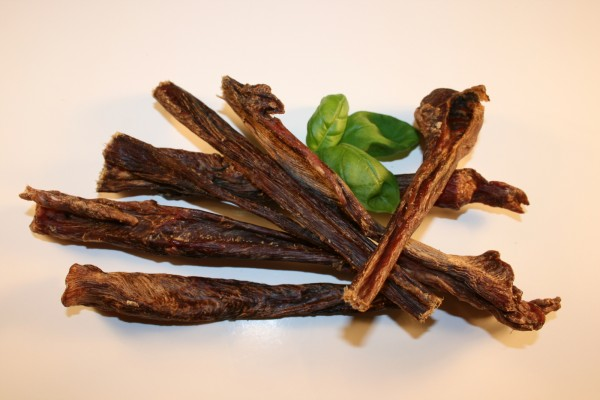 Welpensticks - Rinderdörrfleisch