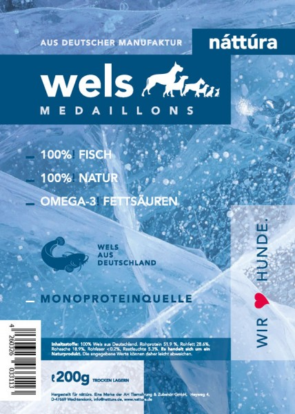 Náttúra - Wels Medaillons