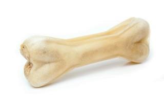 Kauknochen mit Pansen (12 cm)
