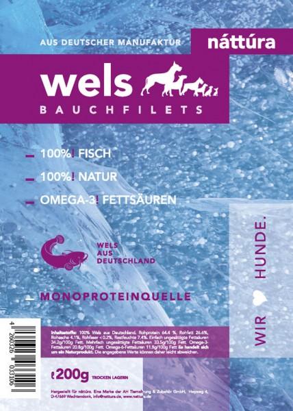 Náttúra - Wels Bauchfilets