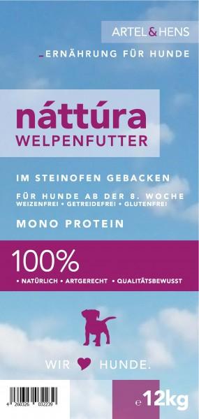 Náttúra Welpen - / Aufzuchtfutter