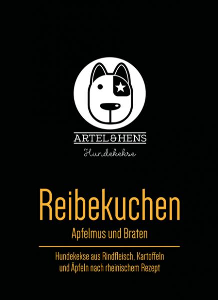 Reibekuchen - ein Spezialitäten-Keks für den Hund