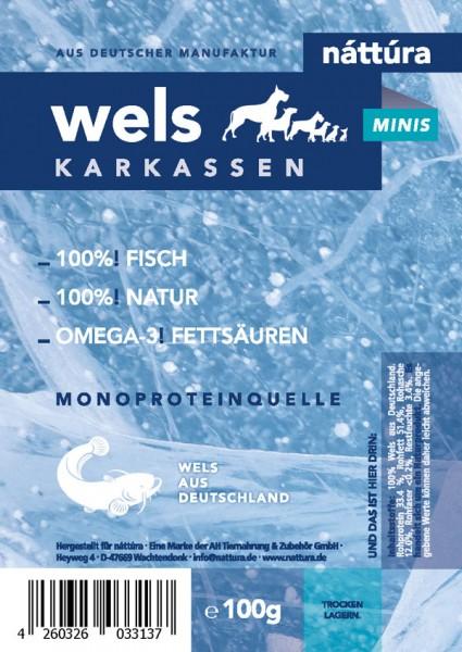 Náttúra - Wels Karkassen minis
